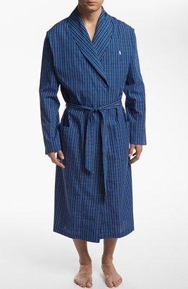 Men's Polo Ralph Lauren Woven Robe $65 thestylecure.com
