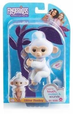 Fingerlings Sugar Monkey Toy