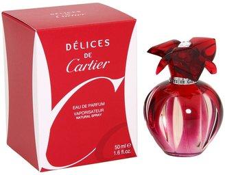 Cartier D#233;lices eau de parfum 1.6 fl.oz (N-A) - Beauty