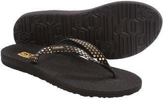 Teva Contoured Ribbon Mush® Paparazzi Sandals (For Women)