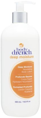 Body Drench Deep Moisture Nourishing Body Lotion $8.99 thestylecure.com