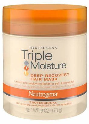 Neutrogena Triple Moisture Professional Deep Recovery Hair Mask $7.99 thestylecure.com