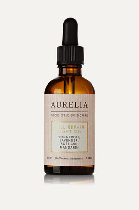 Aurelia Probiotic Skincare Cell Repair Night Oil, 50ml - Colorless