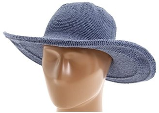 San Diego Hat Company CHL5 Floppy Sun Hat (Denim) Knit Hats