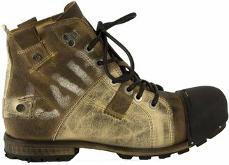 Yellow Cab INDUSTRIAL M Mens Combat Boots