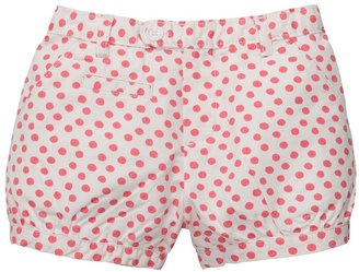 Osh Kosh polka-dot woven shorts - toddler