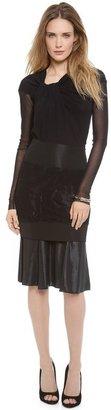 Jean Paul Gaultier Knit Skirt