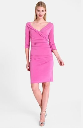 Catherine Malandrino Catherine 'Celine' Surplice Dress