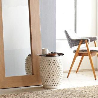 west elm Bubble Ceramic Side Table