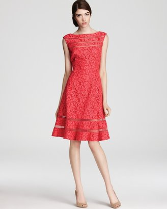 Adrianna Papell Lace Dress - Fit & Flare Horsewire