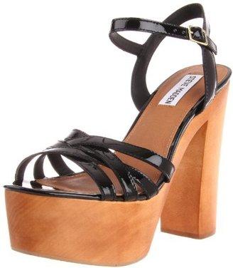 Steve Madden Women's Jupetir Platform Sandal