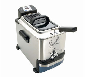 Emerilware Emeril from T-Fal Deep Fryer with Filtration System