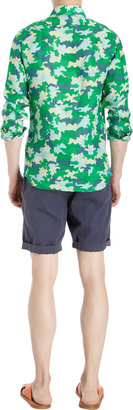 Limoland Camo Print Shirt