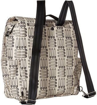 Petunia Pickle Bottom Glazed Boxy Backpack Diaper Bags