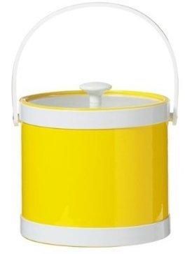 Mr. Ice Bucket Yellow Ice Bucket