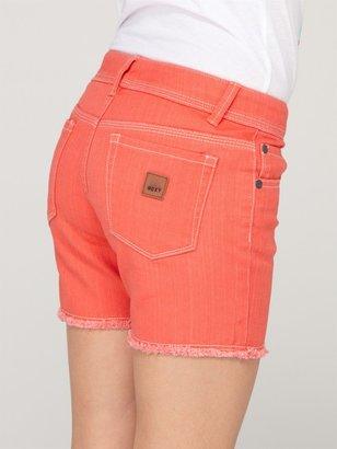 Roxy Girls 7-14 Long Trippers Shorts