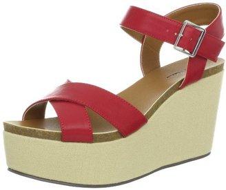 Michael Antonio Women's Gansa Wedge Sandal