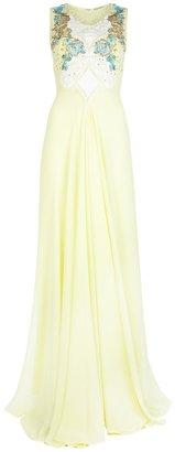 Amen embellished floor length dress