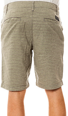 RVCA The Lompoc Shorts in Army Fade