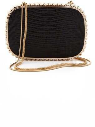 Judith Leiber Overture Quilted Rectangle Clutch