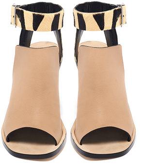 Loeffler Randall Maisy cut-out sandal