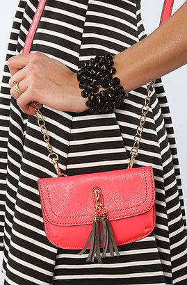 Melie Bianco The Scout Bag in Coral