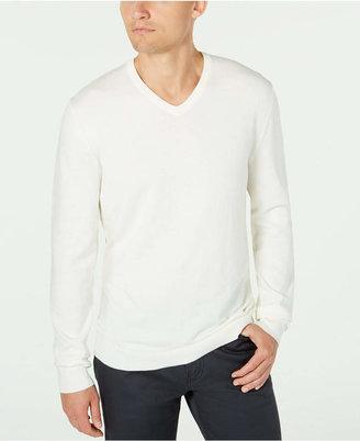 Alfani Men V-Neck Sweater