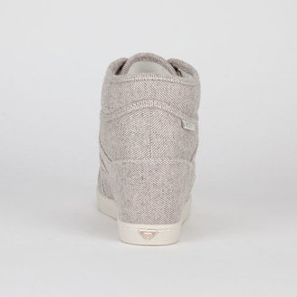 Roxy Alexa Womens Sneaker Wedges