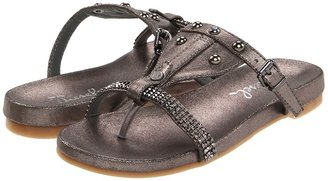 Diesel 'Galapagos' Rabida (Little Kid/Big Kid) (Pewter) - Footwear