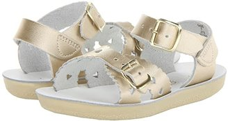 Salt Water Sandal by Hoy Shoes Sun-San - Sweetheart (Toddler/Little Kid) (Gold) Girls Shoes