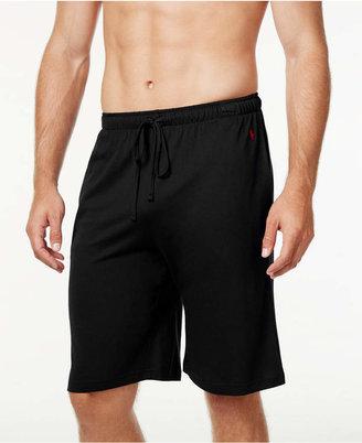 Polo Ralph Lauren Men's Supreme Comfort Knit Pajama Shorts $32 thestylecure.com