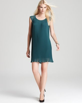 Erin Fetherston ERIN Dress - Pleated Cap Sleeve