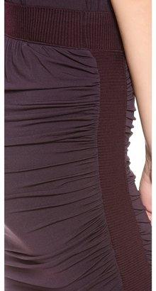 Jean Paul Gaultier Jersey Pencil Skirt