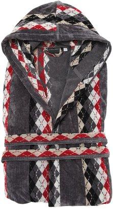 Polo Hooded Cotton Bathrobe