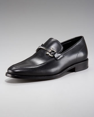 Salvatore Ferragamo Clay Dress Loafer