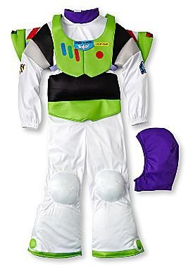 Disney Buzz Lightyear Costume - Boys 2-8