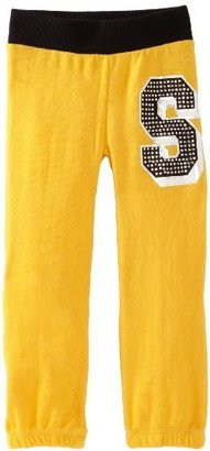 Southpole Girls 7-16 Soft Comfy Sweatpants With Rhinestone Detail