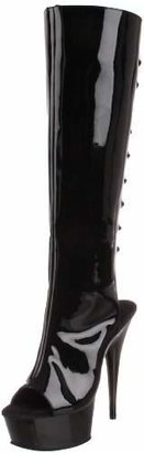 Pleaser USA Women's Delight-2018/B/M Boot