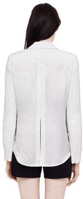 Club Monaco Gala Silk Back Blazer