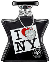 Bond No.9 I LOVE NEW YORK by Bond No. 9 I LOVE NEW YORK for All Limited Edition with Necklace and Silver Heart