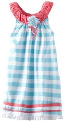 Hartstrings Girls 2-6X Toddler Sleeveless Dress