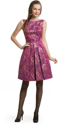 Theia Mad For Fuschia Dress