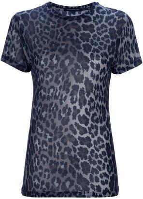 Christopher Kane Leopard T-Shirt