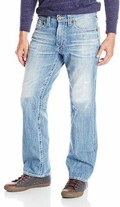 Big Star Men's 's Union Straight Leg Jean 2 Year Duartte