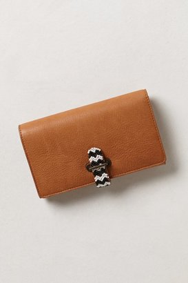 Anthropologie Odra Leather Wallet