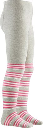 Playshoes Girls' Strumpfhose Ringel Tights