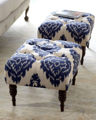 """NM Exclusive Emily"""" Tufted Bench"""