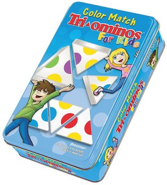 Color match tri-ominoes game by pressman