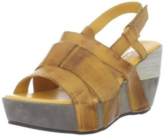 Antelope Women's Slingback Wedge Sandal