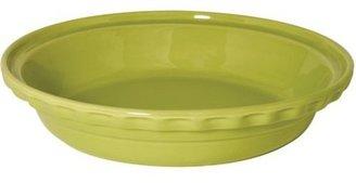 Chantal 9.5-in. Bakeware Deep Pie Dish, Lime Green